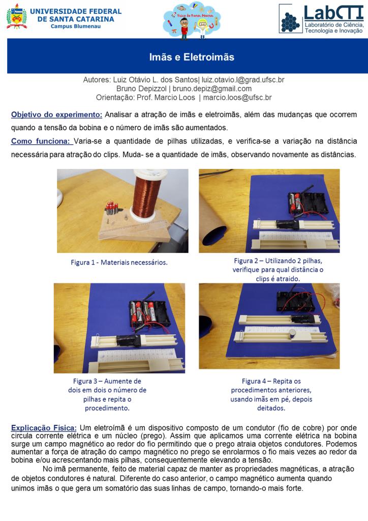 Poster- Luiz Otávio & Bruno Depizzol